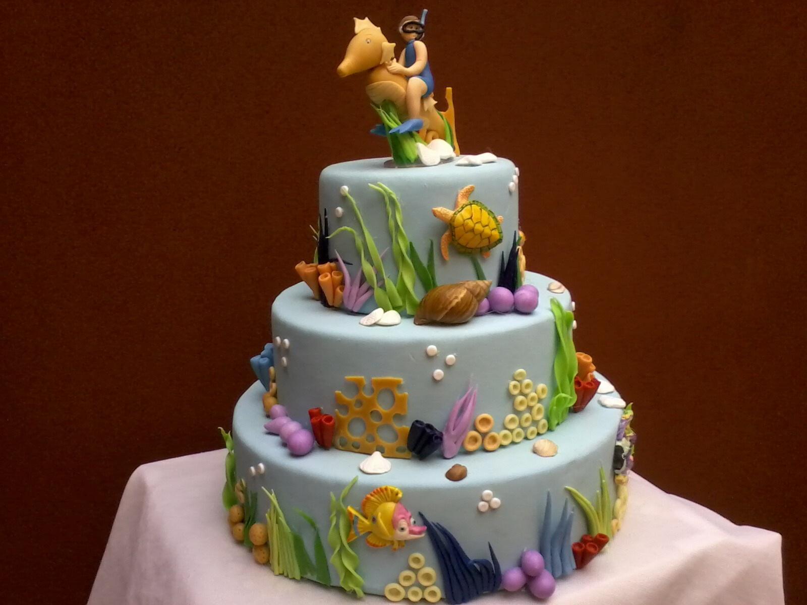 Muitas vezes Festa UDK – O bolo falso – UNI DUNI KIDS IY71